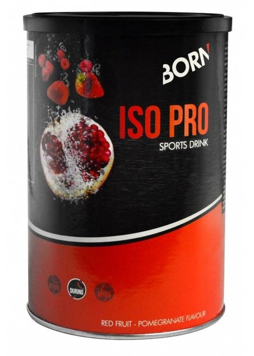 BORN Iso Pro Red Fruit