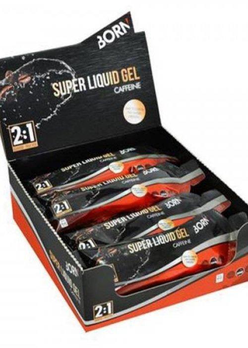 BORN Super Liquid Gel Cafeine