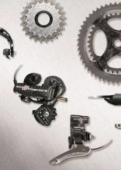 Campagnolo Record EPS 2x11-speed groepset