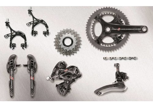 Campagnolo Super Record 2x11-speed groepset