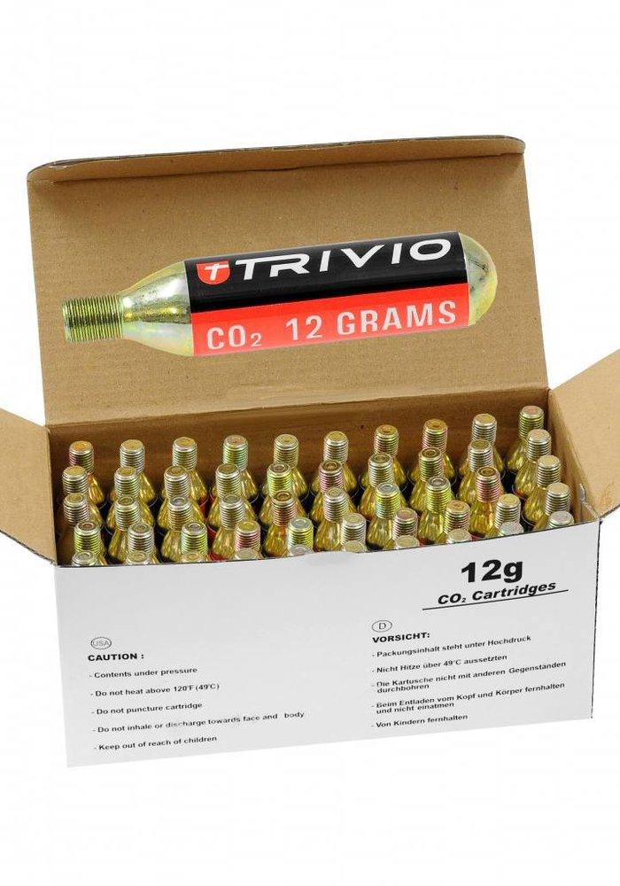 CO2 patronen 12 gram 1 box met 50 stuks