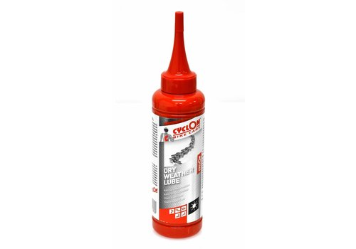 CyclOn Dry weather lube (125ml)