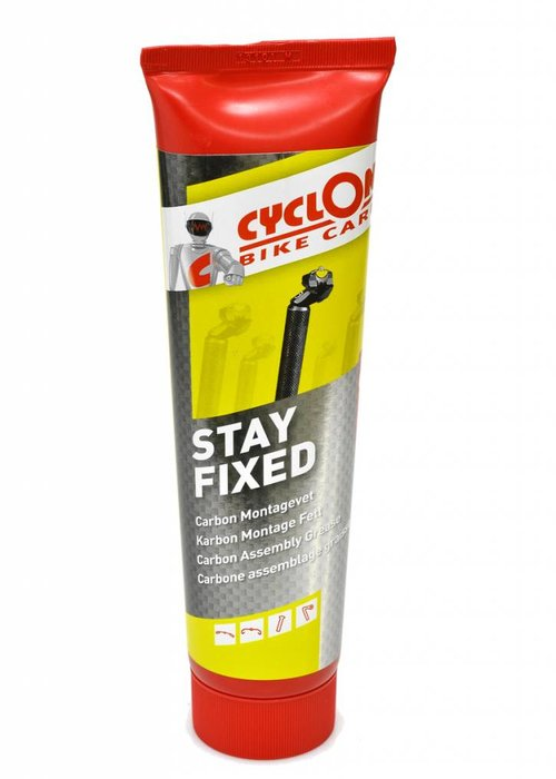 CyclOn Stay fixed carbon montagevet (150ml)