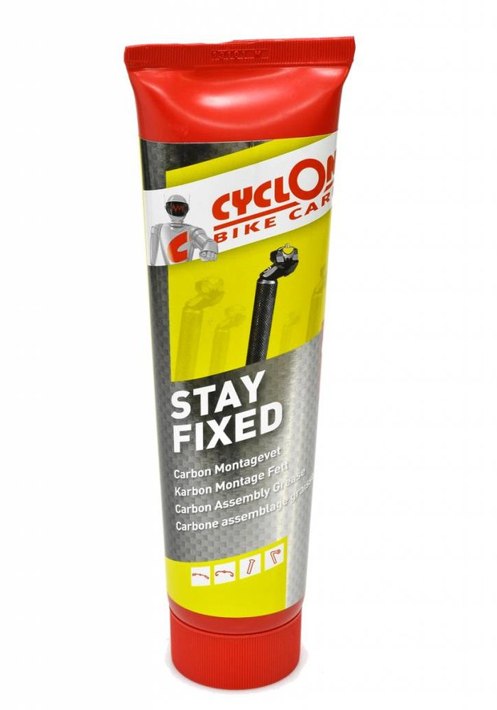 Stay fixed carbon montagevet (150ml)