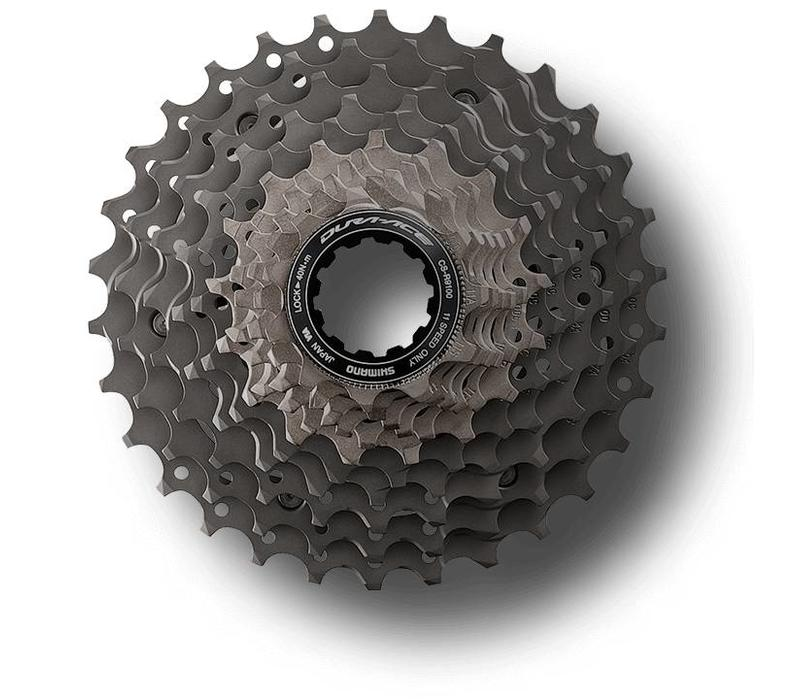 2030724adf0 Shimano Dura Ace R9100 11-speed cassette - Cycling Force B.V.
