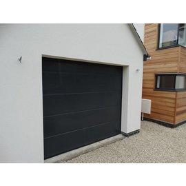Sectionale garagepoort bouwpakket
