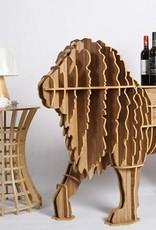 Decor Of World Löwe 3D Puzzle Holzregal