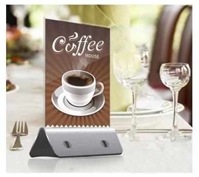Aufladestation für Cafés und Restaurants