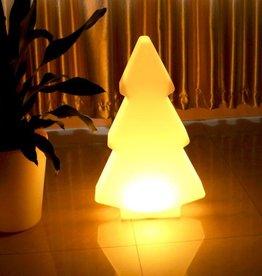 LED Weihnachtsbaum Beleuchtung , Kabellos mit Farbwechsel, Fernbedienung, Akku, 36 cm x 14 cm x 65 cm