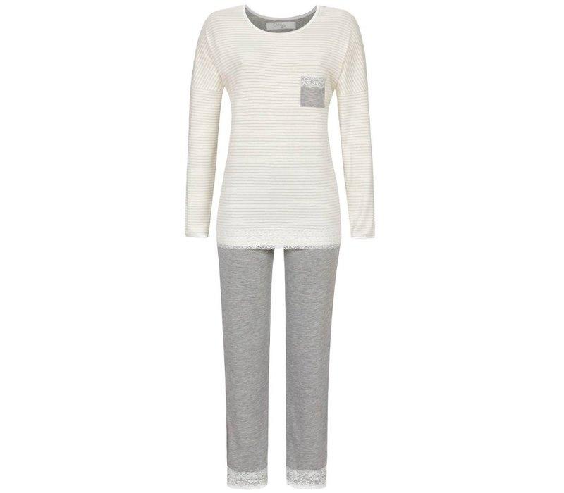 Pyjama Ivory stripe