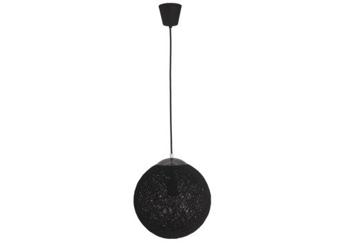 Collectione Hanglamp Beau Black Ø40 x 40 cm