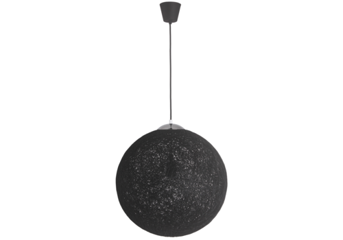 Collectione Hanglamp Beau Black Ø50 x 50 cm