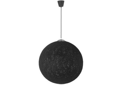 Collectione Hanglamp Beau Black Ø60 x 60 cm