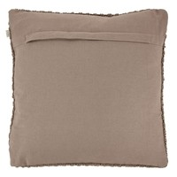 Kussenhoes Duca 45x45 cm taupe