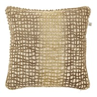 Kussenhoes Leila 45x45 cm taupe