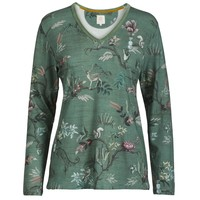 Top Trice Woodland Nights Green