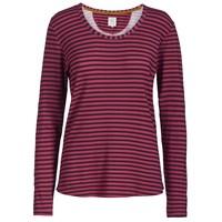 Top Trixy Fushion Stripe Red