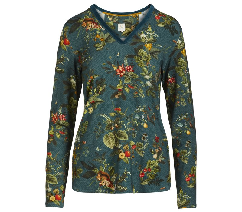 Top Toby Fall in Leaf Small Green