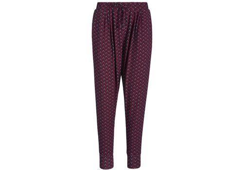 Pip Studio Broek Billy Lilly Lotus Small Red