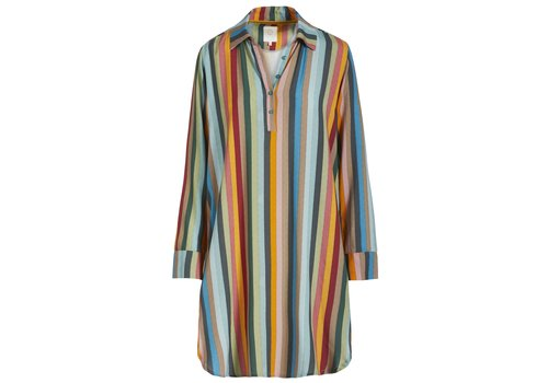 Pip Studio Nightdress Daal Folklore Stripe Multi
