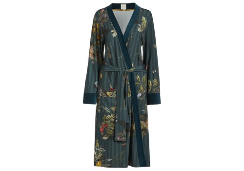 Pip Studio Kimono Niels Fall in Leaf Large Green