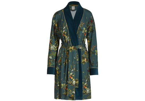Pip Studio Kimono Nisha Fall in Leaf Small Green