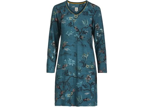 Pip Studio Nightdress Dana Woodland Nights Blue
