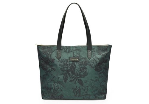 Essenza Lynn Vivienne Groen Shopper bag One Size