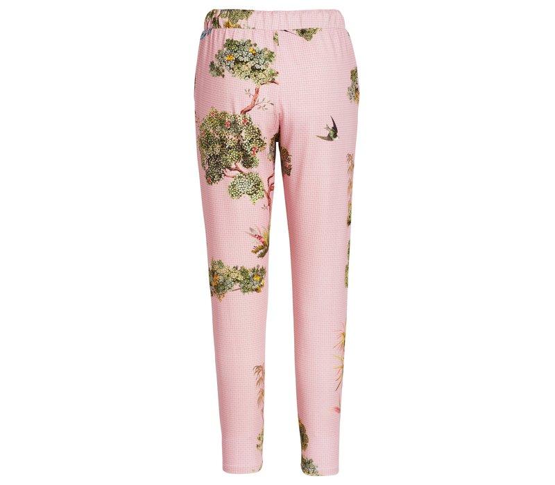 Lange broek c'est la tree roze