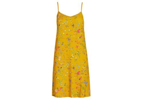 Pip Studio Nachthemd petites fleurs geel