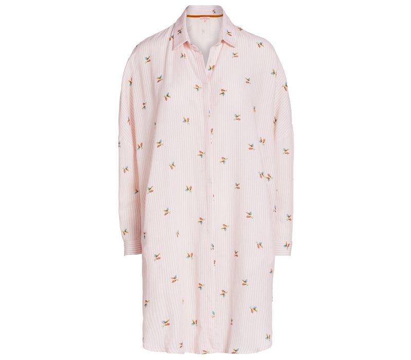 Nachthemd chérie roze