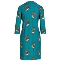 Nachthemd lange mouwen my heron groen