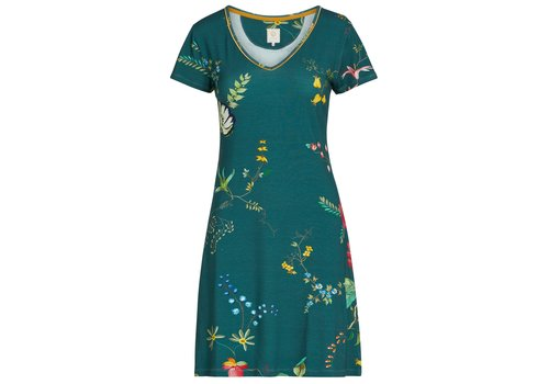 Pip Studio Nachthemd fleur grandeur groen