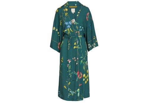 Pip Studio Kimono fleur grandeur groen