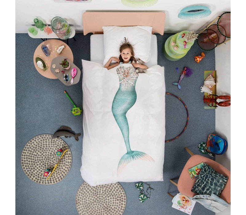 Dekbedovertrek Mermaid