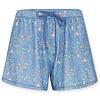 Pip Studio Short Bonna  Petites Fleurs Big Light Blue