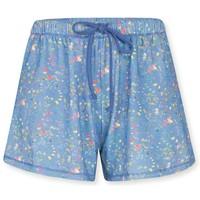 Short Bonna  Petites Fleurs Big Light Blue