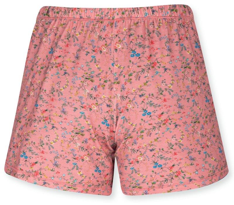 Short Bonna Petites Fleurs Big Pink