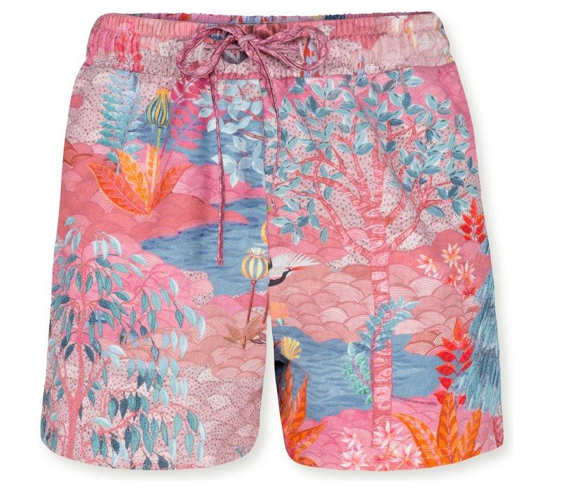 Short Bob Garden Big Pink