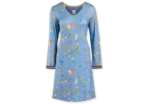 Pip Studio Nachthemd Dana Petites Fleurs Big Light Blue