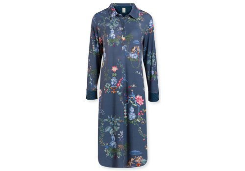 Pip Studio Nachthemd Danique Chinese Porcelain Blue