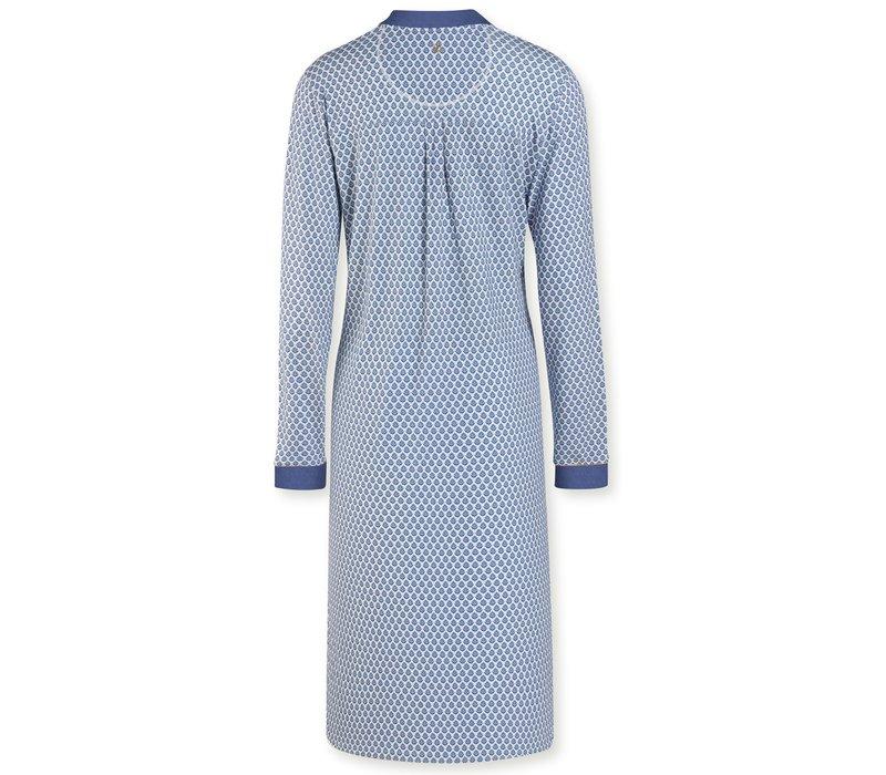 Nachthemd Diogo Thousand Leaves Blue