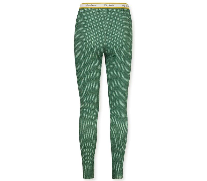 Legging Bibi Star Tile Green