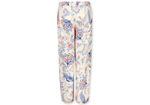 Pip Studio Trousers Babbet Royal Birds Off White