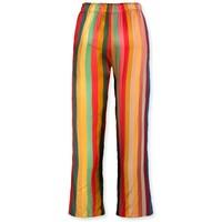 Trousers Belin Jacquard Stripe Multi