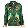 Pip Studio Top Flos Birds In Love Green