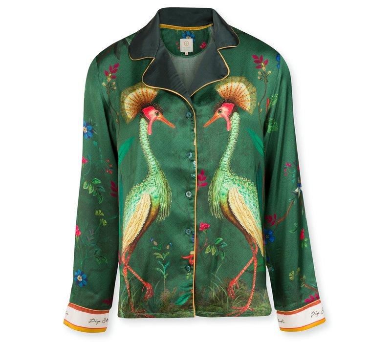 Top Flos Birds In Love Green