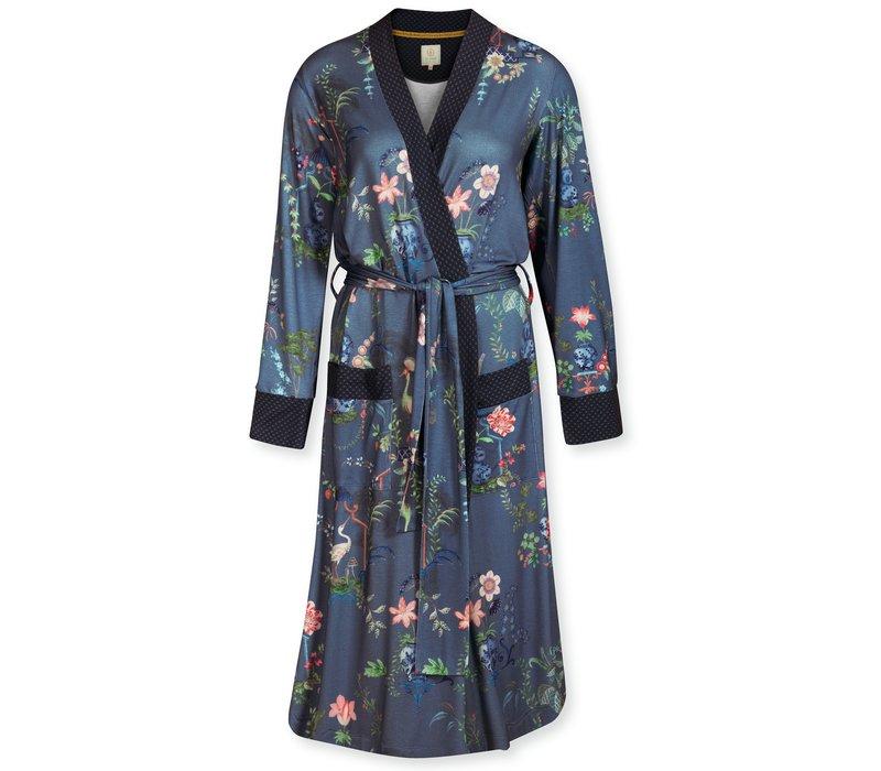 Kimono Niels Chinese Porcelain Blue