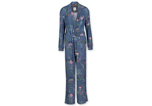 Pip Studio Jumpsuit Perre Chinese Porcelain Blue