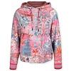 Pip Studio Hooded Sweater Garden Big Pink